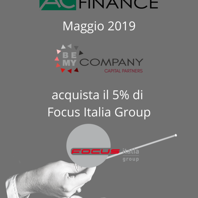 Acquista il 5% di Focus Italia Group